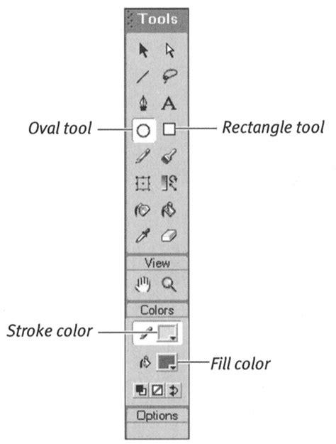 setting fill attributes macromedia flash mx 2004 for windows and macintosh visual quickstart