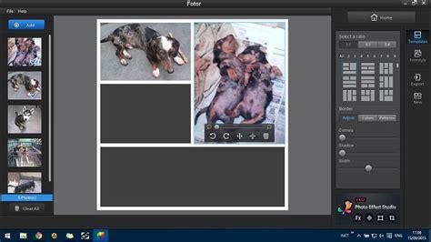 membuat kolase foto online fotor membuat foto collage kolase di windows kevin