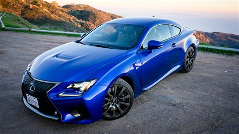lexus rcf lexus rc f reviewed the about cars