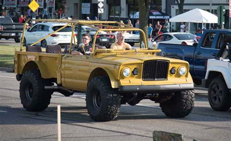 jeep kaiser 2017 top 10 weirdest cars from the 2017 cruise