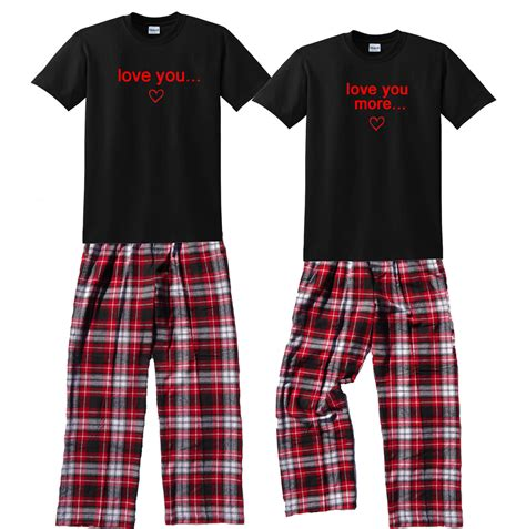 Good Matching Pajamas For Couples Christmas #1: Il_fullxfull.929509819_om63.jpg