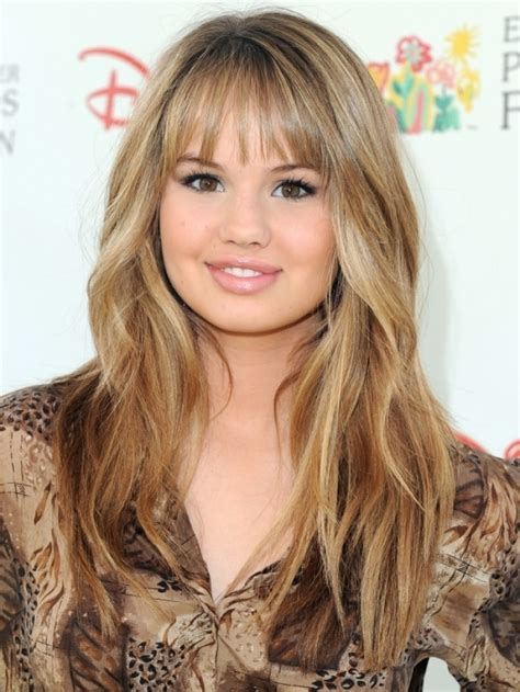 celebrity hairstyles brunette long 28 best images about long brunette hair with bangs add