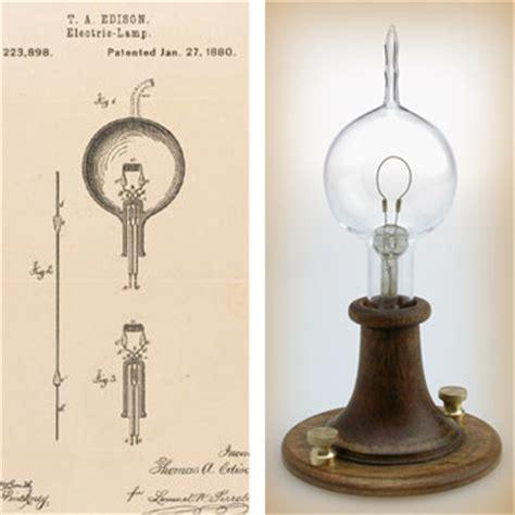 when did edison invent the electric light bulb edison