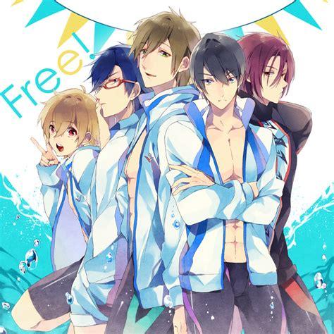 Anime Free by Free Anime Fanart Free Iwatobi Swim Club