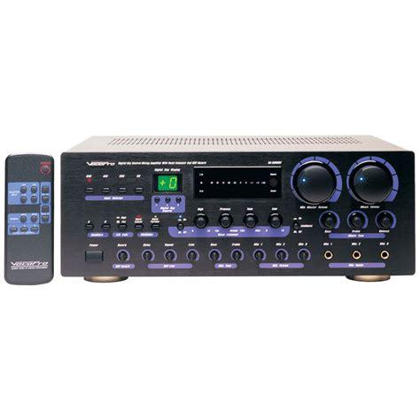 best karaoke mixer vocopro da 8909rv 360w digital karaoke mixer w vocal