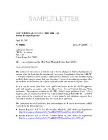 mailer format template mailing a letter format best template collection