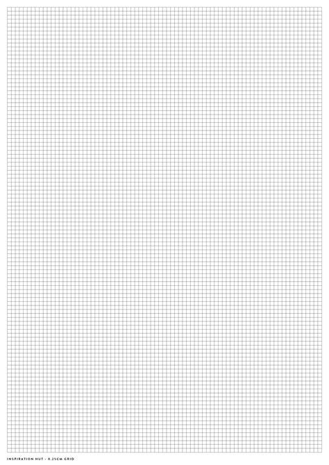 grid line template printable graph grid paper pdf templates inspiration hut