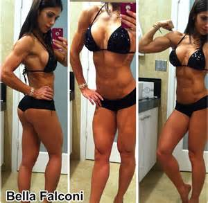 she s and ripped bella falconi hnggggggg bodybuilding com forums