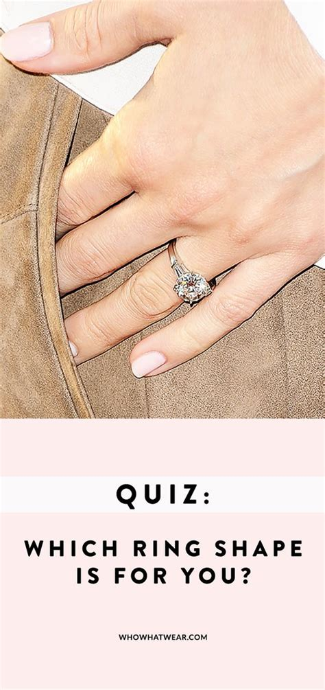 what type of engagement ring is right for me quiz