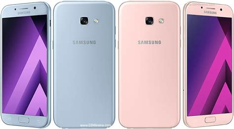 Hp Samsung A3 Warna Pink samsung galaxy a5 2017 pictures official photos