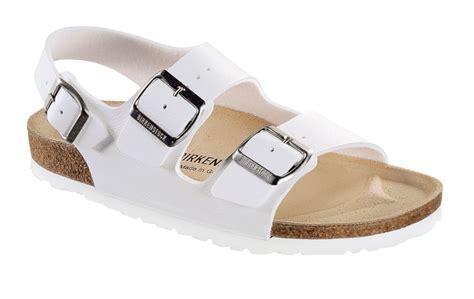 white birko flor sandals s shoes gress schuh gmbh