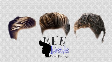 Change Boy Hairstyle Photoshop by Hairstyles Photo Montage Android Apps On Play
