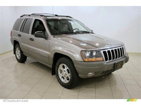 1999 Jeep Laredo 1999 Bright Platinum Metallic Jeep Grand Laredo