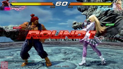 Ps4 Tekken 7 By Divisi tekken 7 ps4 gameplay