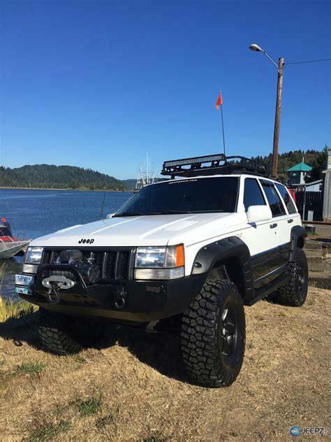 modified jeep cherokee custom 4x4 95 jeep grand cherokee limited