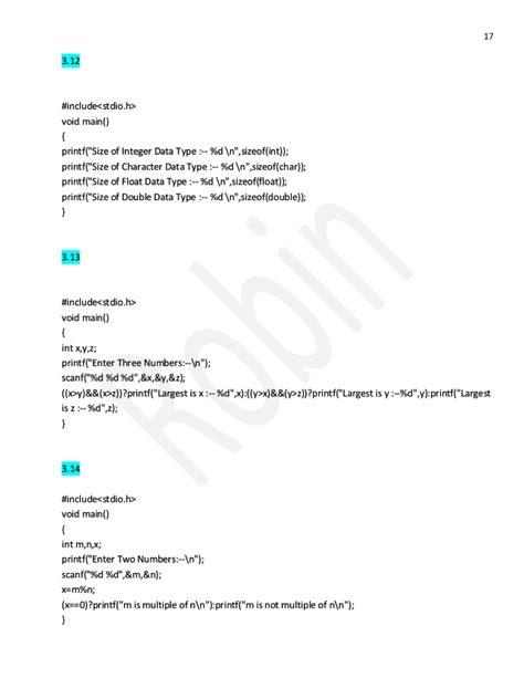 pattern program in c pdf programming in ansi c pdf free download volumeprofiles
