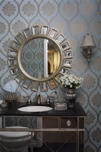 borghese mirrored bathroom vanity contemporary diy ideas creative wall arts to decorate your house