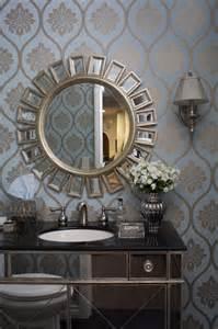 Primitive Bathroom Vanity Borghese Mirrored Bathroom Vanity Contemporary