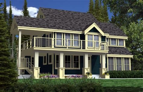 transitional craftsman home plan family home plans