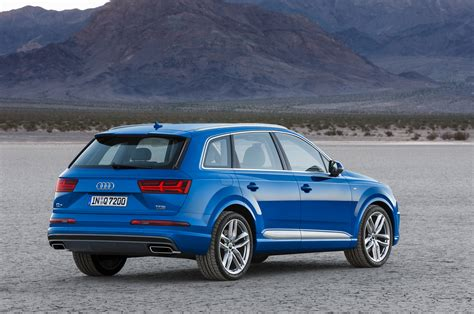 first audi 2016 audi q7 first look motor trend