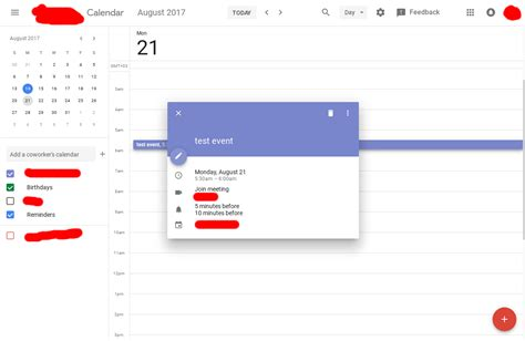 google calendar layout change reved google calendar ui for desktop spotted in leaks