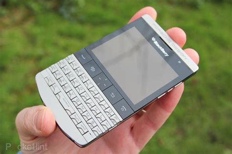 telcel ya tendr 237 a disponible el blackberry porsche design