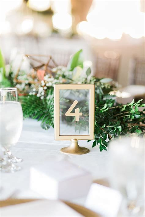 gold table number frames best 25 gold table numbers ideas on wedding