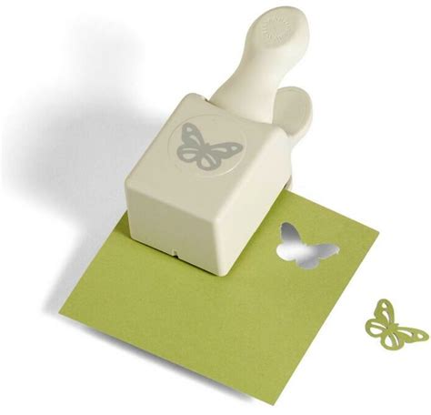 Paper Punches For Card - martha stewart medium punch scrapbook card craft