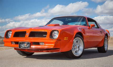 seller  classic cars  pontiac trans  orangeblack
