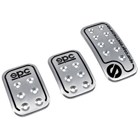 Sparco Corsa Racing Spc Sparco Spc Racing Alloy Car Foot Pedals For Peugeot 206 Ebay
