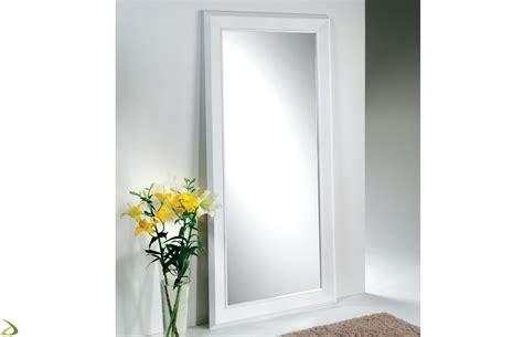 parete a specchio per ingresso specchiera a terra o appesa a muro flat arredo design