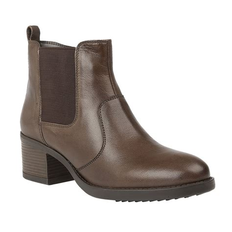 buy the lotus rubay ankle boot in brown leather