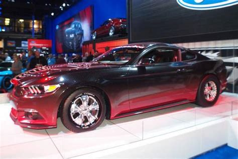 Cobra Auto Las Vegas by Ford Corrals Custom 2015 Mustangs For Sema Show Stuff Co Nz