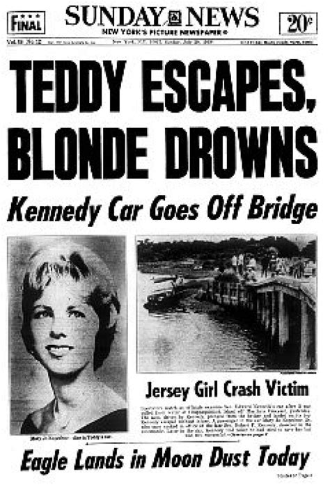 Chappaquiddick Event Just What We Need A Thriller About Chappaquiddick Fellowship Of The Minds