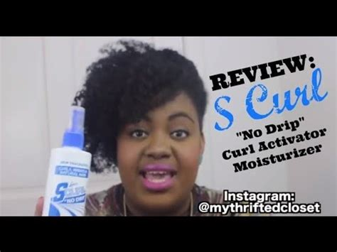 using curl activator on black hair s curl quot no drip quot curl activator moisturizer quot jheri curl