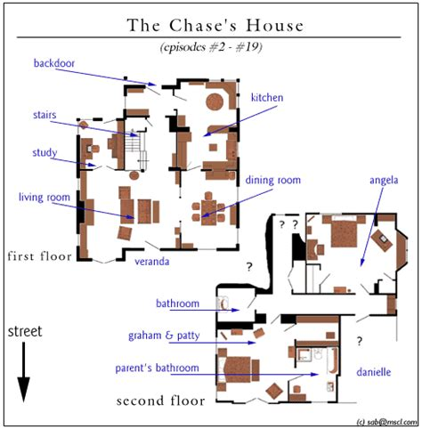 maps map house