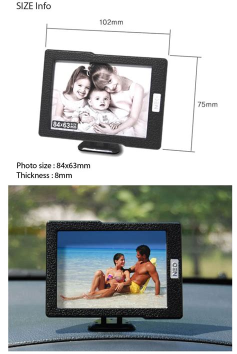 Picture Frame For Car Dashboard