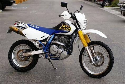 Suzuki Dr650 Performance Modifications Suzuki Dr650s Adventure Motorcycle Outpost