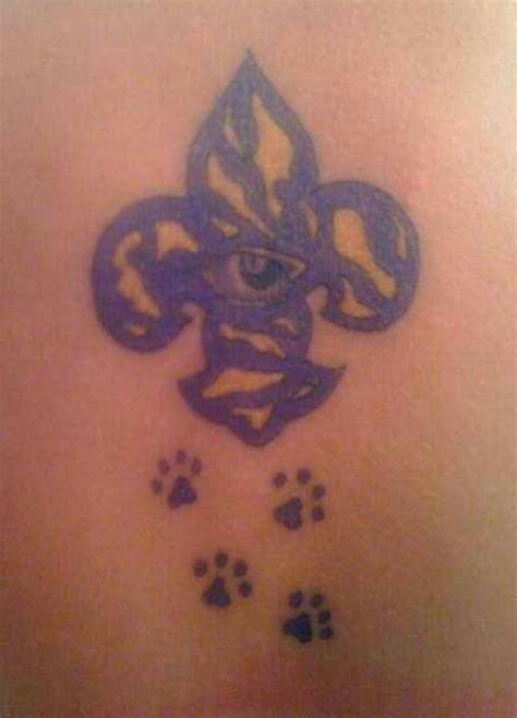 lsu tattoos lsu tiger designs best design ideas