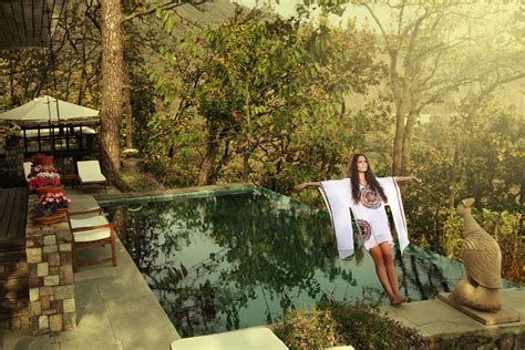 Ananda Detox In India by Ananda In The Himalayas Sanctuary Spa Holidays