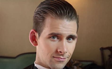 slick bsck hairstyle crown balding hairstyles for balding men finding the right one for your