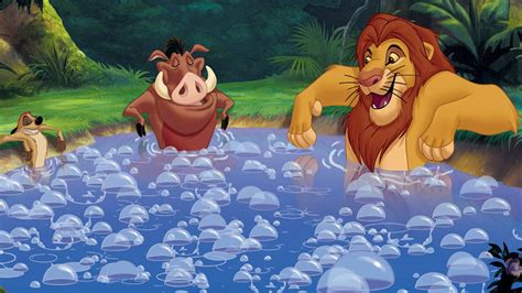 film roi lion 3 le roi lion 3 hakuna matata film dtv 2004 senscritique