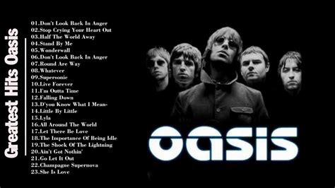 oasis best of oasis oasis greatest hits top 25 selling