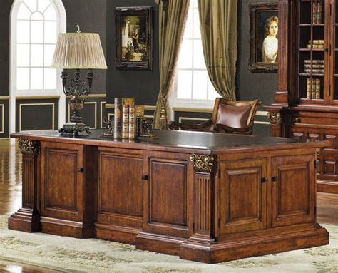 executive desk for home office 17 executive office designs decorating ideas design