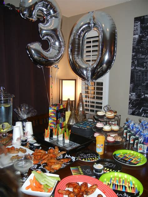 Themes For Husband S Birthday Party | birthday party ideas birthday party ideas for boyfriend 30th