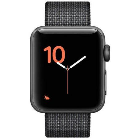 apple series 2 38mm aluminum with band walmart