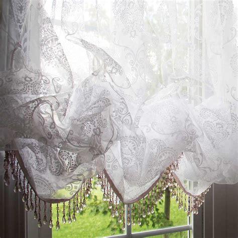 Balloon Shade Curtains » Home Design 2017