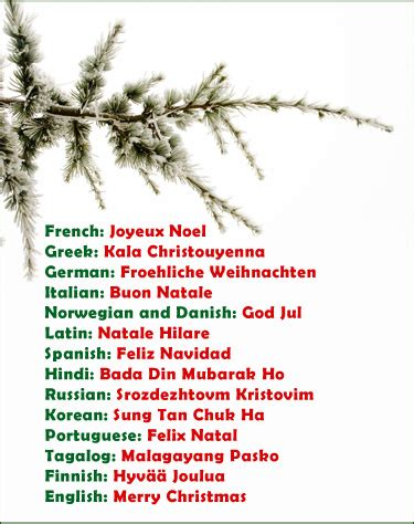 christmas   languages pictures   images  facebook tumblr pinterest  twitter