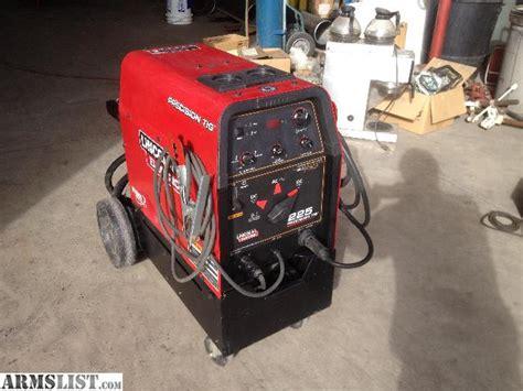armslist for sale lincoln precision tig 225 welder