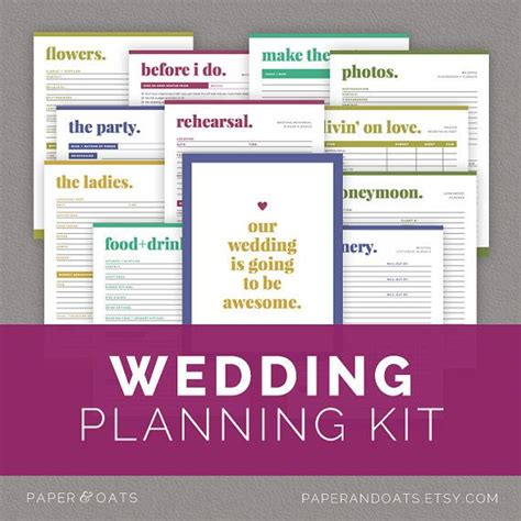 free printable wedding planner pdf best 25 wedding planner binder ideas on pinterest